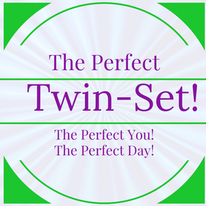 The Perfect Twin Set!
