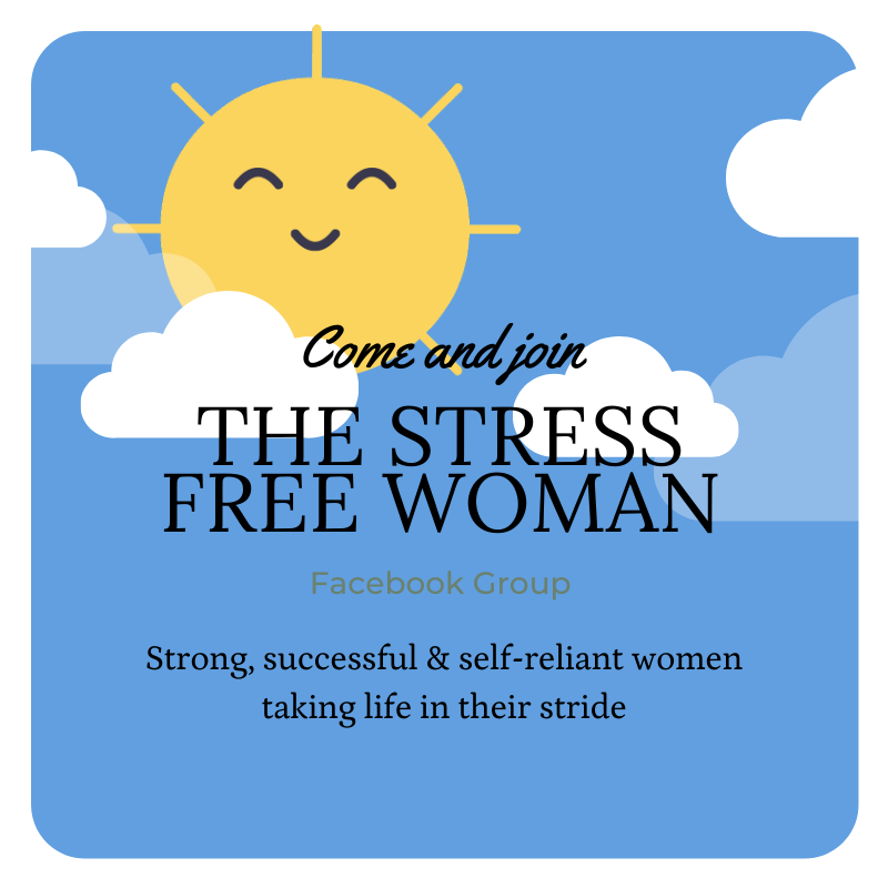 The Stress Free Woman