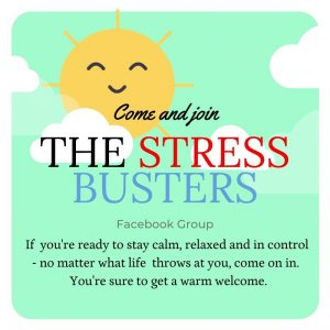 Join the Stress Busters